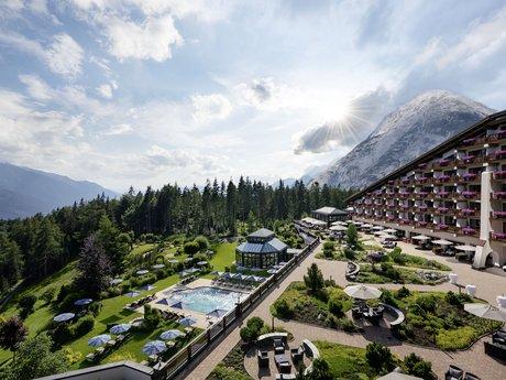 Interalpen-Hotel Tyrol*****s